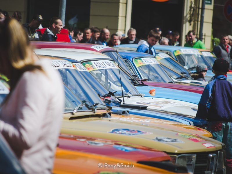 Uz starta – Rally Talsi 50