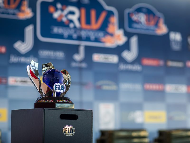 Latvijā notiks divi FIA Baltic Rally Trophy posmi