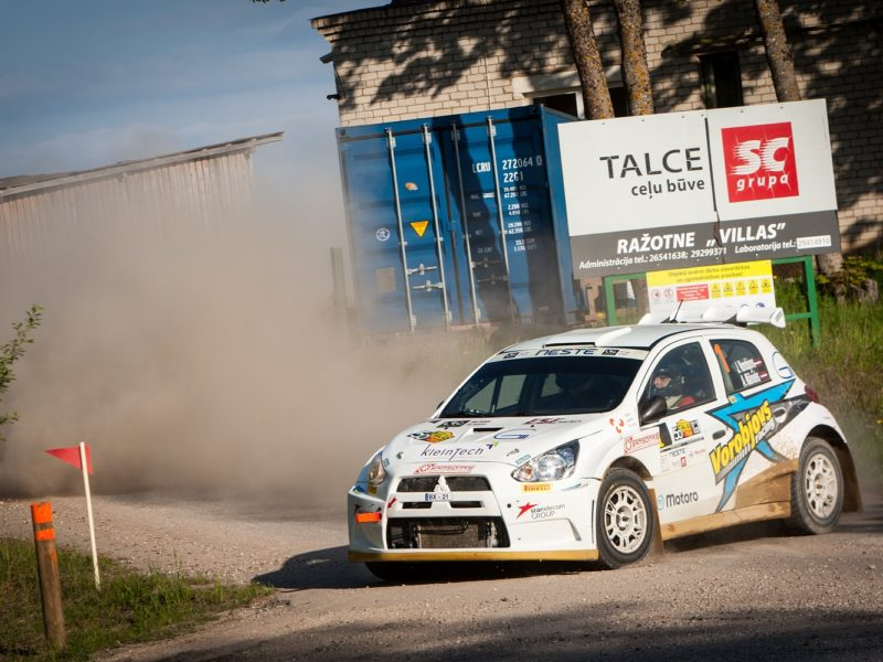 RALLY TALSI PASSES AVAILABLE IN BIĻEŠU SERVISS LOCATIONS