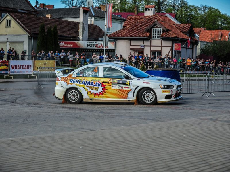 MEMORY GAME WITH RALLY TALSI 2018 CHAMPIONS CUP CONTENDER JĀNIS VOROBJOVS