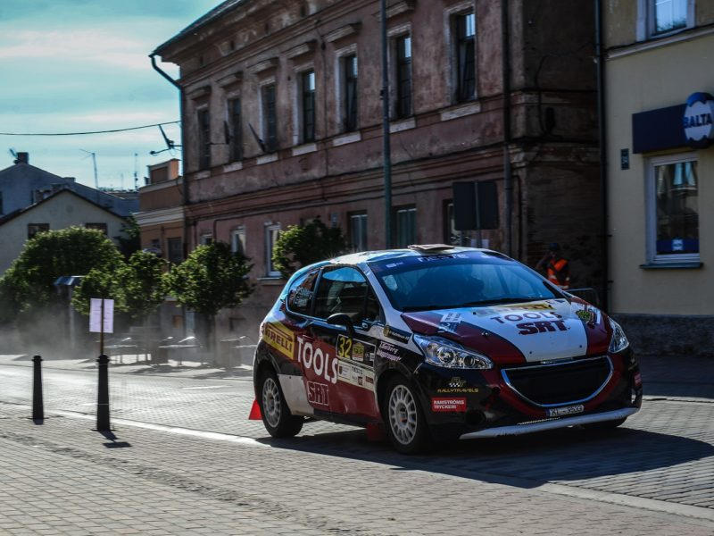RALLY TALSI TAKES PLACE THIS WEEKEND