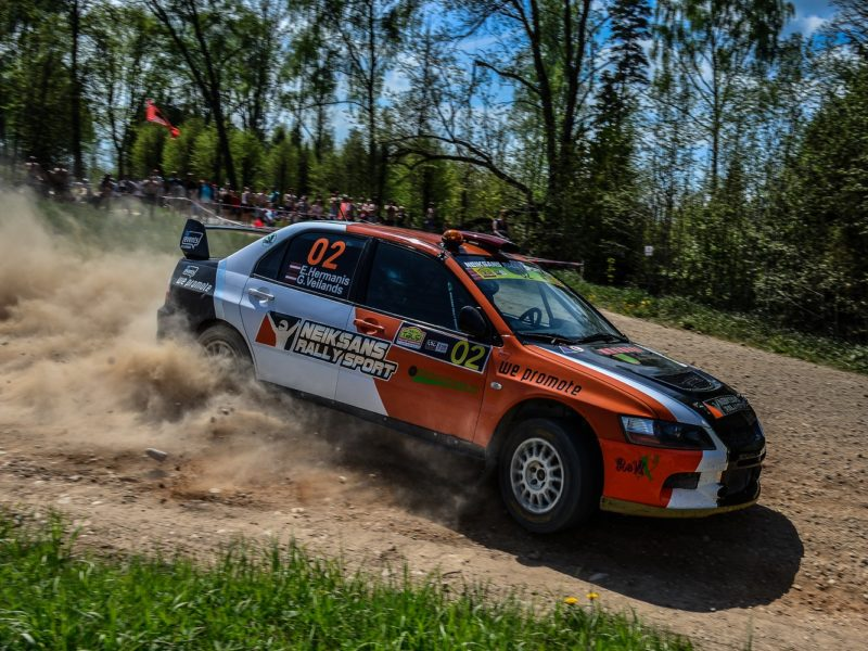 RALLY TALSI – A CELEBRATION IN TALSI
