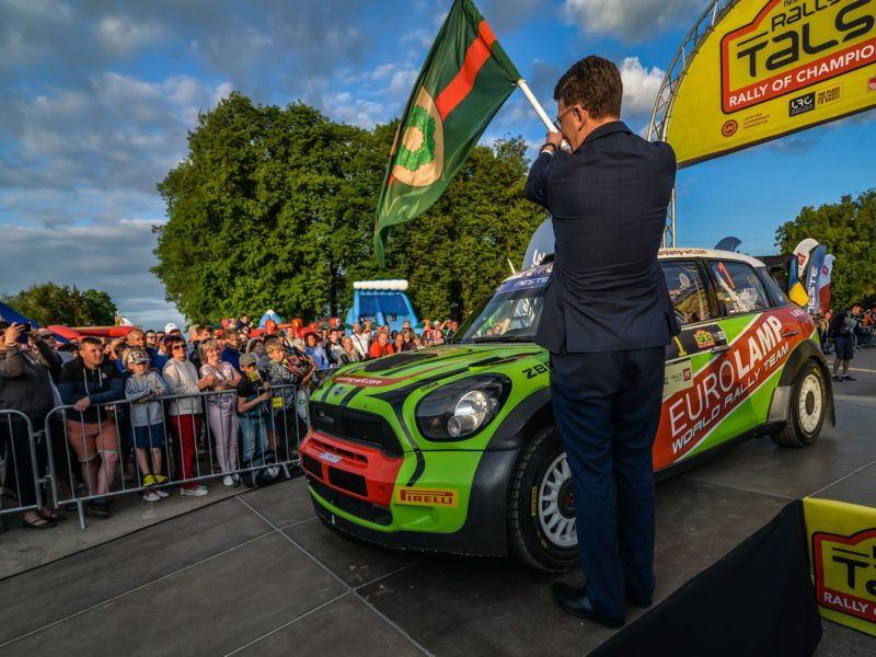 RALLY TALSI 2018 BEGINS