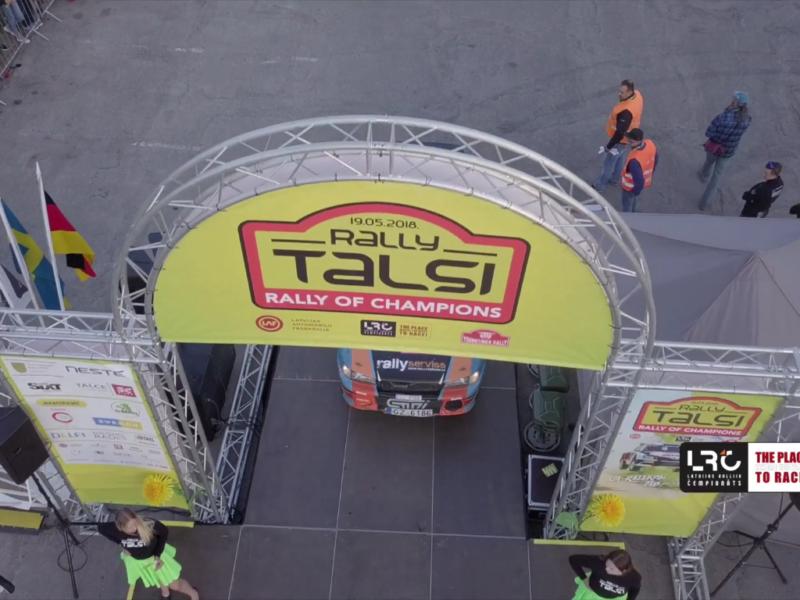 Rally Talsi 2018 ©Tavs Auto videožurnāli